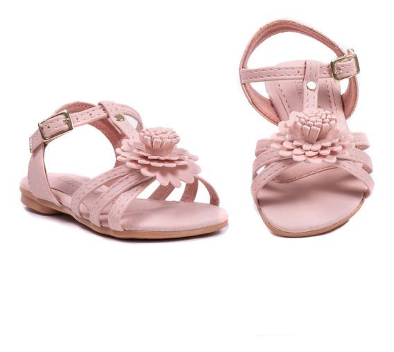 Sapato Infantil Menina Sandália 2027