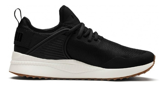 Zapatillas Puma Training Pacer Next Cage Negro O Gris Abc