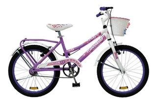 Bicicleta Niña Tomaselli Lady R-20