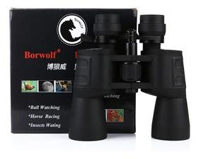 Binoculo Profissional Lente Visão Noturna Barwolf Zoom 36x