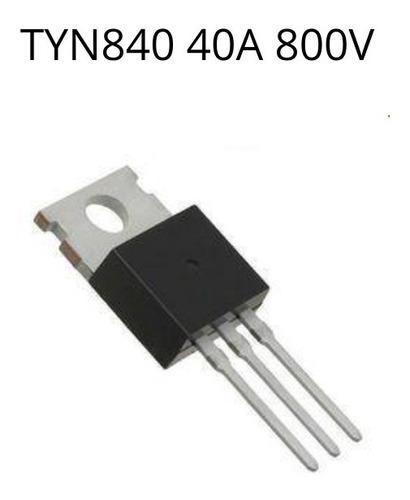 Scr Tyn840 40a 800v Pack 10 Unidades