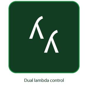 Habilitação Da Função Dual Lambda Control (controle Duplo De