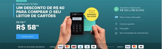 Maquina De Cartão De Credito