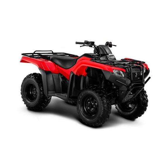 Honda Trx 420 Tm 4x2 0 Km 2019 Nuevo Rojo Moto Sur