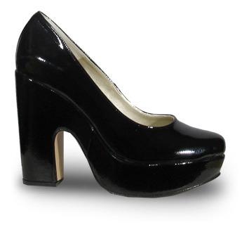 Ricky 700 Zapato Taco Plataforma Moda Mujer