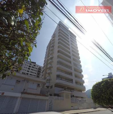 Apartamento À Venda No Canto Do Forte Com Churrasqueira Na Sacada Entrada R$ 76.300,00 + 120 Mensais!!! - Ap0290