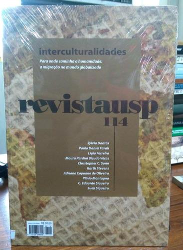 Livro: Revistausp 114 (lacrado)