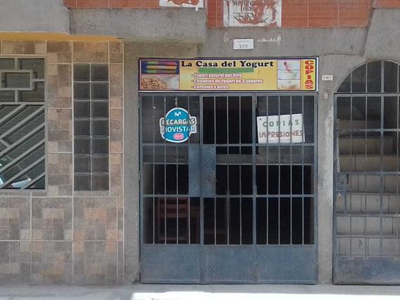 Vendo Dpto En Chiclayo / A Una Cuadra De Moshoqueque J.l.o