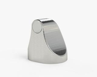 Prendedor Porta Magnético Universal Adesivo - Cromado