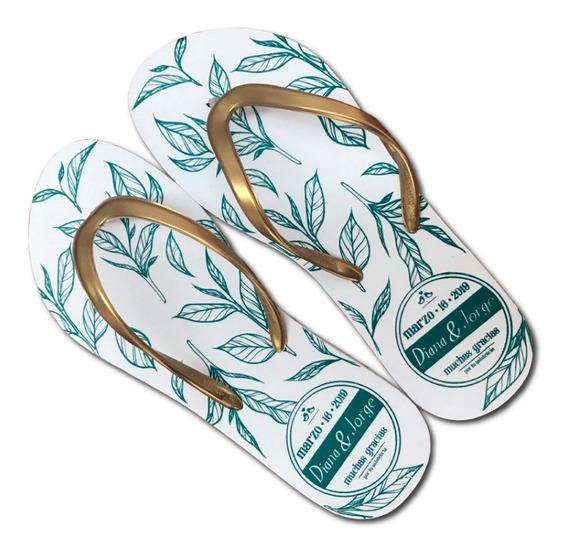 Sandalias Personalizadas De 12mm! No Lastiman, Bodas, Xv Año