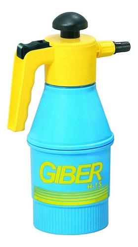 Pulverizador Fumigador Giber 1.5lts Presion A Bomba - Rex