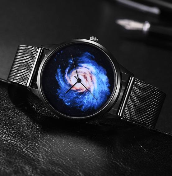 Relógio Casual Luxo Aço