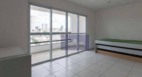 Imagem 1 de 9 de Studio À Venda, 39 M² Por R$ 297.000,00 - Cambuci - São Paulo/sp - St0546