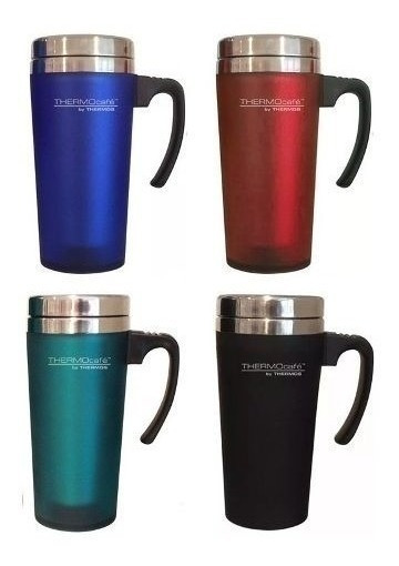 Vaso Termico Thermo Jarro Travel Mug 420 Cc Original +yes