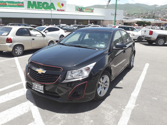 Chevrolet Cruze 2015 Ls Manual 1.8