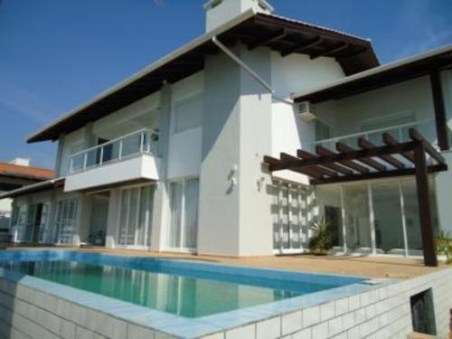 Imagem 1 de 21 de Casa Frente Mar, Mobiliada, Com 04 Suítes + 02 Dormitórios, Piscina, 04 Vagas De Garagem Coberta, Centro, Bombinhas, Sc - Ca00016 - 68799388