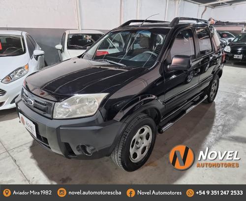Ford Ecosport Xl Plus Con Gnc Recibo Menor/financio Credito
