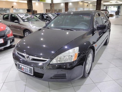 Honda Accord Blindado Automatico 2006