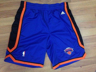 Short Para Basquetbol Nba New York Knicks, Talla 32(m)