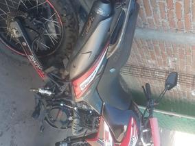 Vento Xcross 250 Negro Rojo