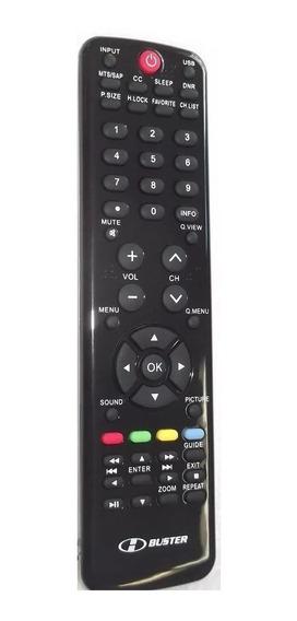 Controle Original H-buster D19 Tv Hbtv-32d05hd Hbtv-42d05hd