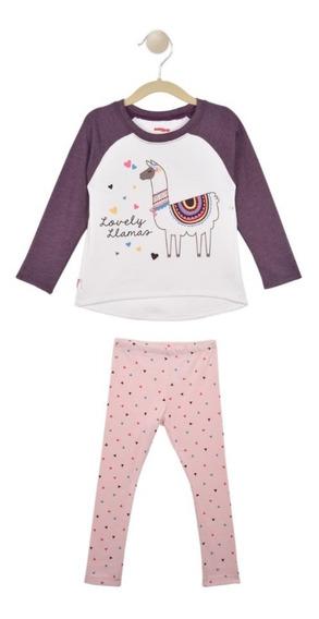 Conjunto De 2 Piezas Baby Creysi Multicolor Uh1301