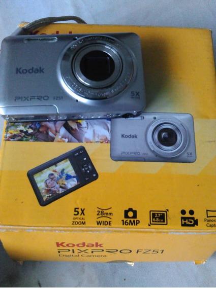Camara Digital Marca Kodak 16 Megapixeles*110**