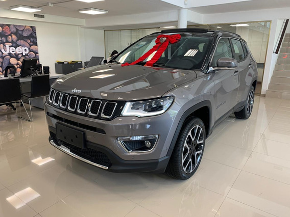 Jeep Compass 2.4 Limited 4x4 At9 Plus My20