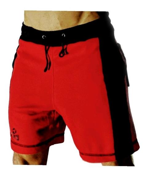 Id462 Hartl Pantalon Corto Short Fitness Running Tendencia
