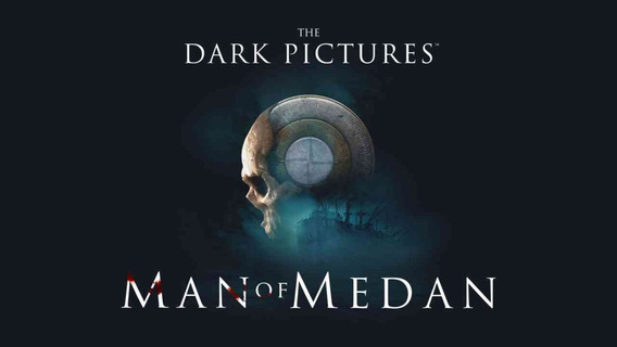 The Dark Pictures Anthology Man Of Medan ( Mídia Física) Frete Gratis