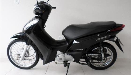 Honda Biz Preta