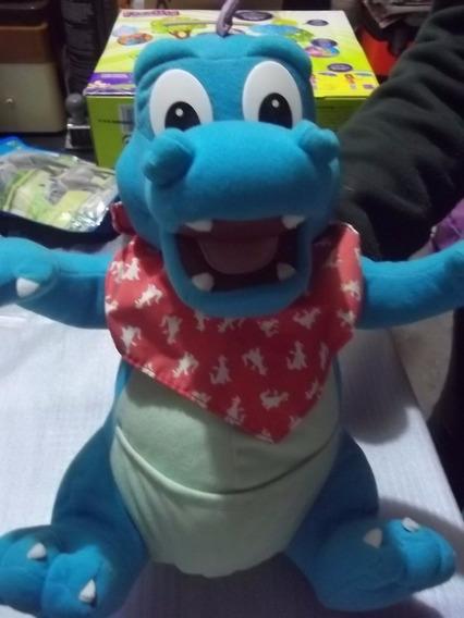 Dragon De Belur Azul Que Habla En Ingles