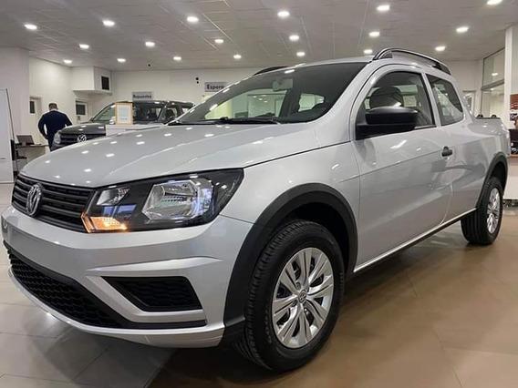 Volkswagen Saveiro 1.6 Comfortline Cabina Doble,nueva Versio