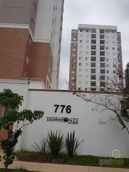Apartamento 3 Dormitórios, Suíte, Parque Campolim - Ap0092