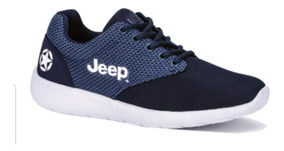 Tenis Jeep Winner 351 Azul Caballero 2667164 And.dep