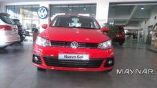 Volkswagen Vw Nuevo Gol Trend 2017 0km Color Negro