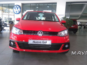 Volkswagen Vw Nuevo Gol Trend 2018 0km