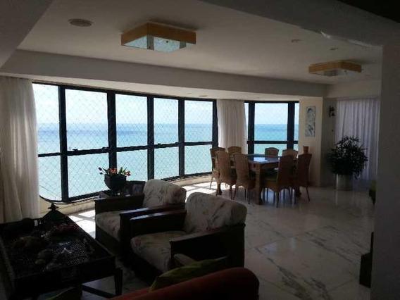 Apartamento Com 5 Dormitório(s) Localizado(a) No Bairro Areia Preta Em Natal / Natal - 173