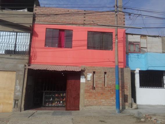 Casa De 2 Pisos En Avenida Para Negocio O Vivienda