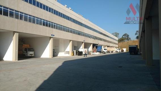 Galpão Comercial Para Locação, Vila Velha, Santana De Parnaíba. - Ga0351