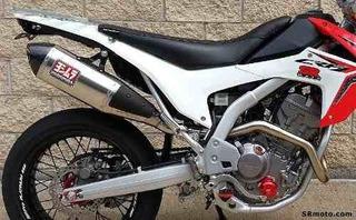 Escape Yoshimura Honda Crf 250 L Original Motos Rider Pro ®