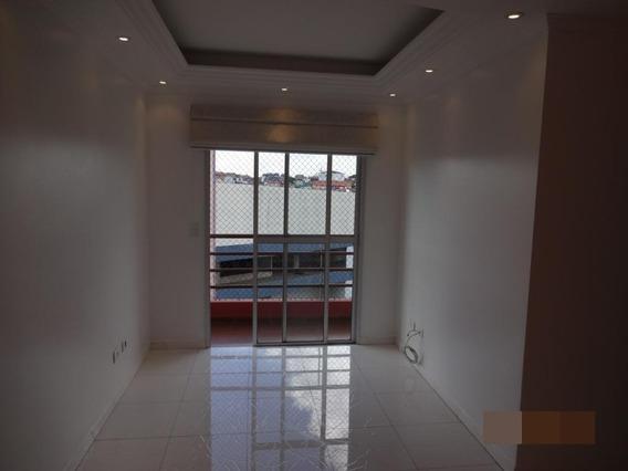 Apartamento Com 2 Dormitórios Para Alugar, 50 M² Por R$ 1.100,00/mês - Macedo - Guarulhos/sp - Ap2353