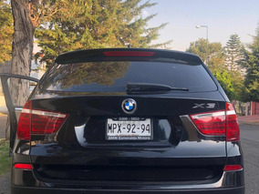 Bmw X3 3.0 Xdrive28ia Lujo At 2013