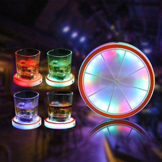 Luz Led Bar Discoteca Cocteleria Botella Recargable Rgb