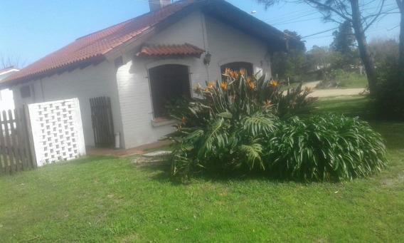 Casa De 1 Dormitorio En Pinares De Atlántida