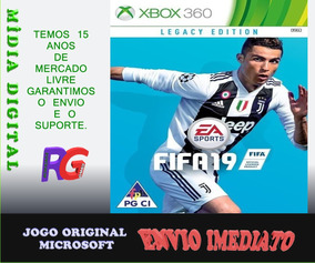 Fifa 2019 Legacy Roraima Games