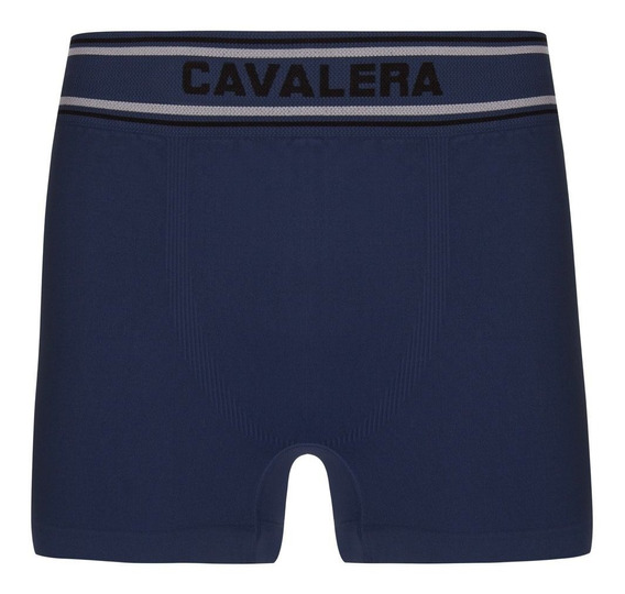 Cueca Boxer Cavalera Ce1318 0b63-azul