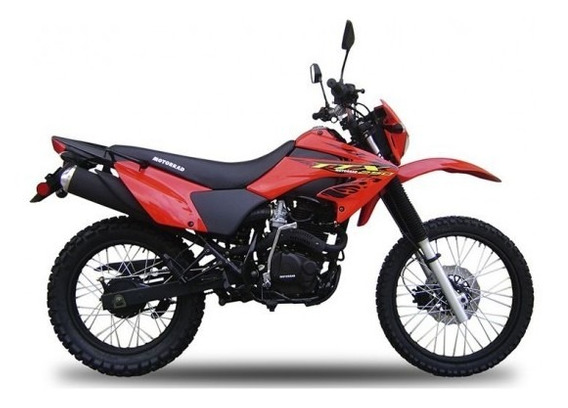Motorrad Ttx250 Modelo Tipo Tornado