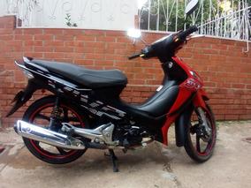 Suzuki Viva R 115 Style, Color Rojo