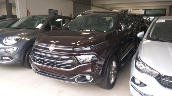 Fiat Toro Toro Ranch 0km Diesel Cabina Doble 4x4 At